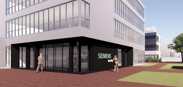 PingProperties en BAM tekenen turn-key realisatieovereenkomst kantoor Siemens Mobility