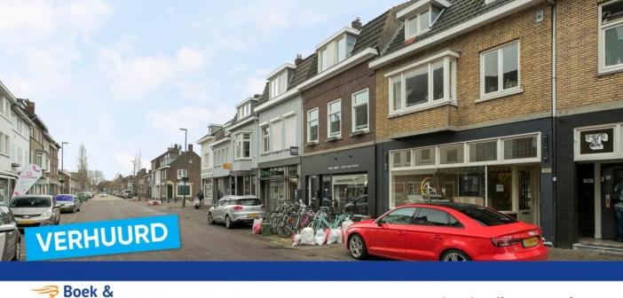 Vier nieuwe huurders aan de Frankenstraat in Maastricht