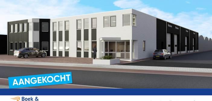 Bedrijfsgebouw op bedrijventerrein Veegtes aangekocht