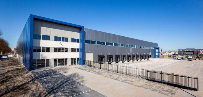 Delin Property verhuurt DC in de Rotterdamse Waalhaven volledig aan Seko Logistics