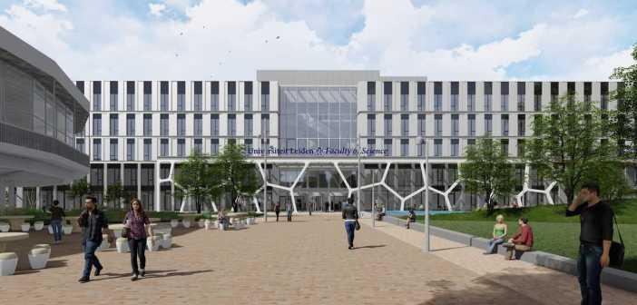 Heijmans bouwt tweede fase Science Campus Universiteit Leiden