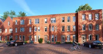 Syntrus Achmea koopt 37 energieneutrale woningen in nieuwe woonwijk New Brooklyn in Almere