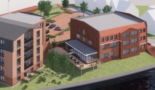 Amvest koopt woonzorglocatie in Bergen op Zoom voor Het Gastenhuis van Vrijborg en Dennenborgh Group