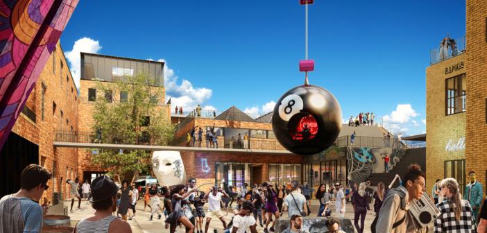 Gemeente Rotterdam kiest voor cultuur en innovatie in fabriekscomplex in M4H