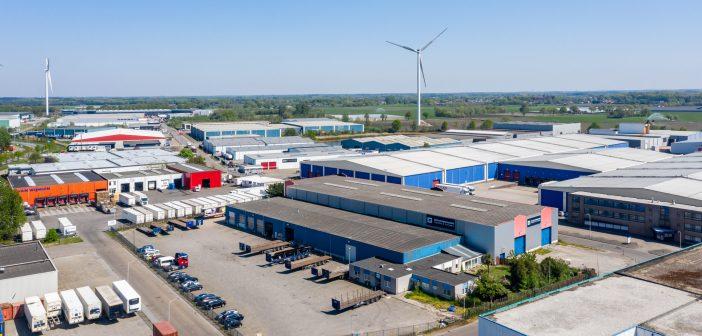 Indumove huurt bedrijfscomplex met buitenterrein in Breda