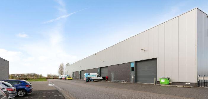 Robey Sportswear huurt circa 1.100 m² magazijnruimte aan Gompenstraat 21b in Waalwijk