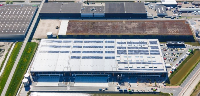 SEGRO sluit contract met XPO Logistics in Hoofddorp