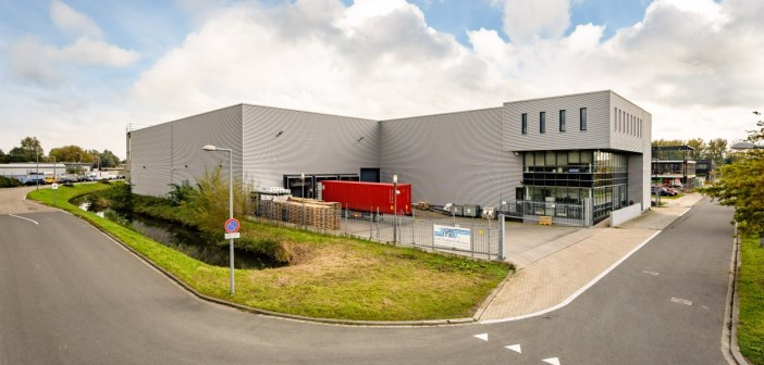 CET Logistics B.V. huurt de Tempelhof 4 te Rotterdam