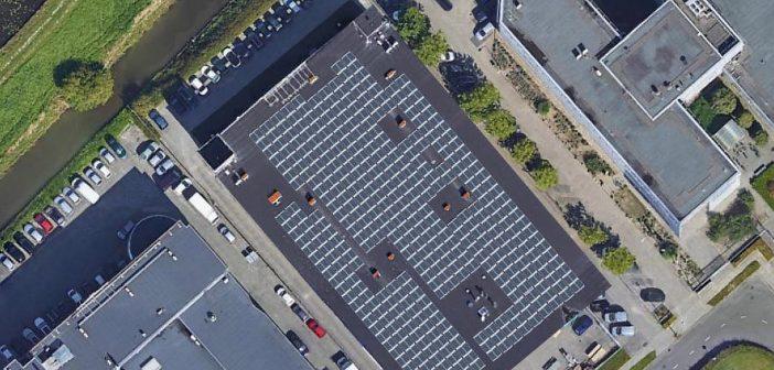 ALLSAFE gaat 77.000 m² dak bedekken met zonnepanelen