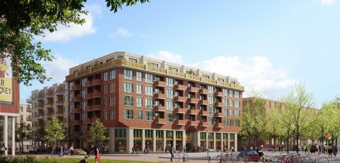 Heijmans ontwikkelt en realiseert 250 appartementen in Utrecht