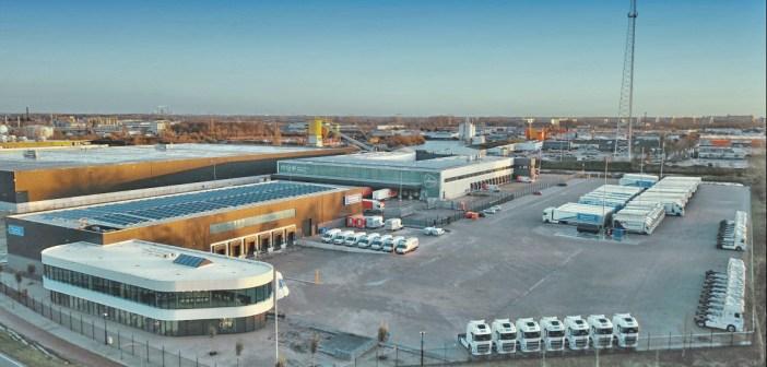 Intervest koopt hoofdkantoor van Nouwens Transport in Breda