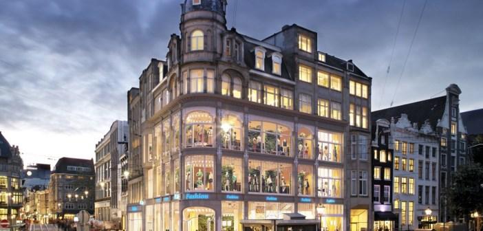Victoria's Secret's eerste Full Assortment winkel in Nederland op Koningsplein in Amsterdam