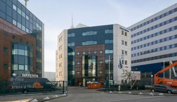ZIM Shipping huurt 600 m² kantoorruimte in Waalhaven