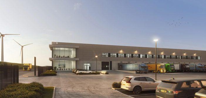 DHG verhuurt 22.000 m² extra Smartlog Maasvlakte aan De Zwaluw