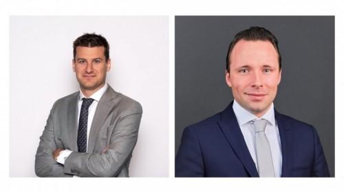 Hiddo Kettenis nieuwe City Leader en Michiel Swart Associate Director Den Haag bij CBRE