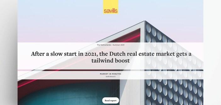 Savills: Moeizame start van het jaar voor de Nederlandse vastgoedmarkt, maar nog steeds een relatieve 'safe haven'