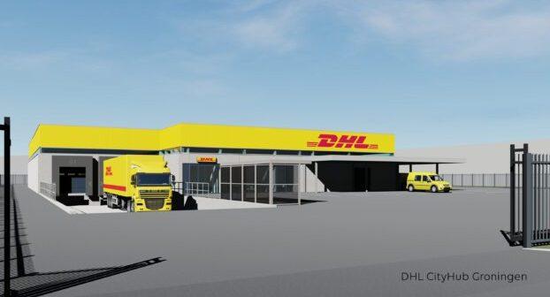 Aan de Stegge Twello realiseert DHL CityHubs op meerdere locaties in Nederland