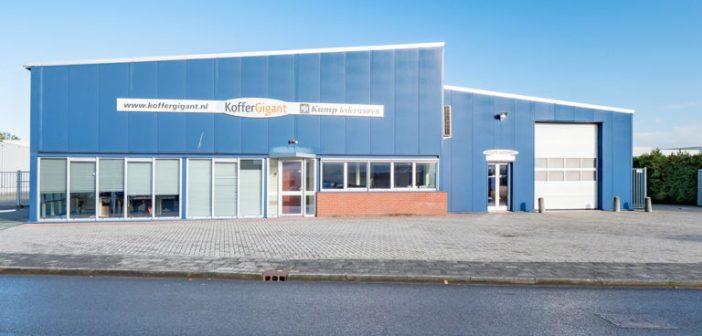 CompoWorkx huurt Edisonstraat 6 in Almelo