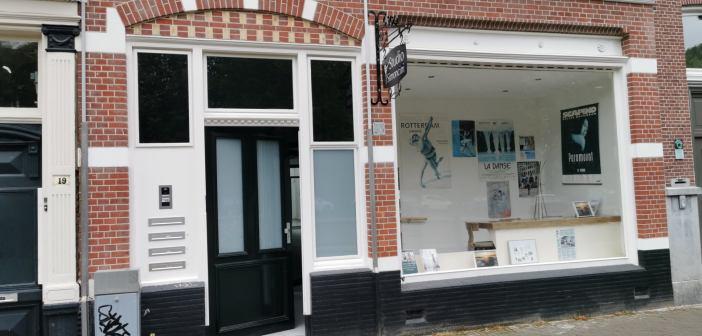 Nieuwe vestiging van Thuisbezorgd aan de Toussaintkade te Den Haag