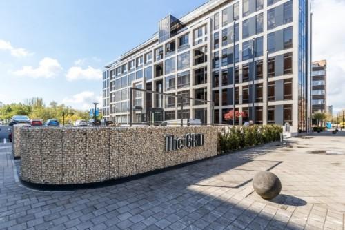3.000 m² kantoorruimte verhuurd in The GRID in Utrecht