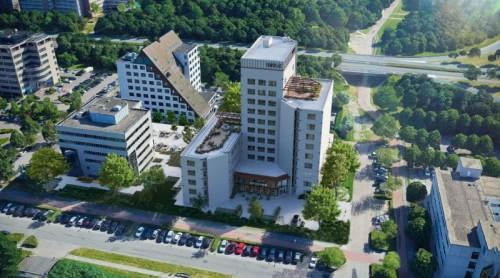 ABAX huurt circa 540 m² kantoorruimte in Tower42 in Diemen
