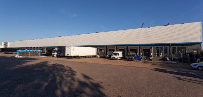 Bidfood huurt 5.896 m² warehouse in Utrecht