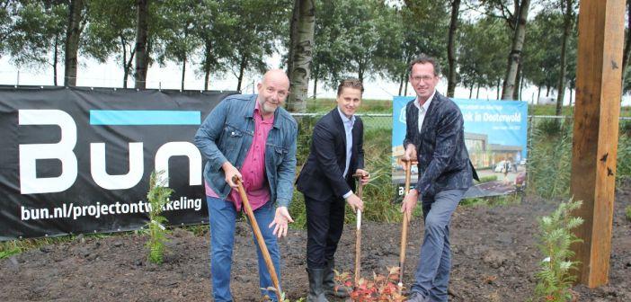 Bouw winkelcentrum Oosterwold officieel van start