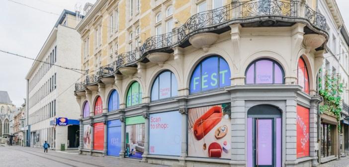 FEST opent nieuwe winkel in Gent