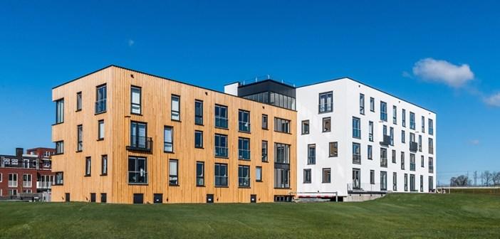 MICRO-WONEN B.V. verkoopt 50 duurzame appartementen in Dronten