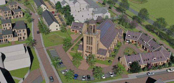 Realisatie zorgappartementen in Lourdeskerk Haaksbergen
