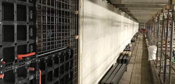 Bijzondere renovatie constructie maakt Q-Park Haagse Mart toekomstbestendig