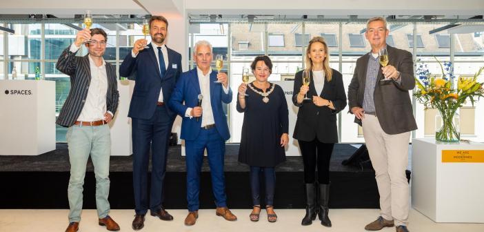 Spaces opent eerste locatie in Utrecht met House Modernes