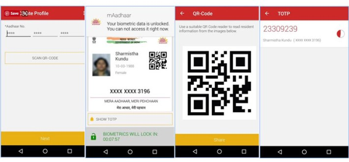 mAadhaar App .apk file download android smartphone - features of mAadhaar App App - functionalities - advantages - pros - cons - use of mAadhaar App - how to use mAadhaar App - how to link mobile number to aadhaar