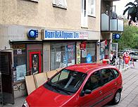 Danviksklippans Livs på Hästholmsvägen, Danviksklippan