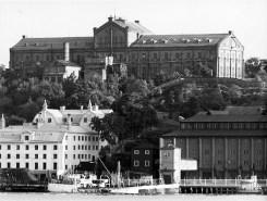Sommelis nu rivna linoljefabrik på Henriksborg