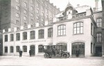 Cereallaboratoriet vid Saltsjöqvarn, 1910