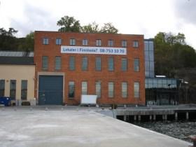 Äventyrskontoret i Finnboda, Nacka