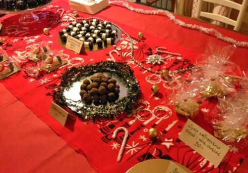 Danvikshem, Nacka: Godsaker på julmarknaden 2013