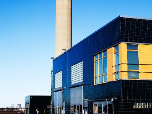 Scandinavian Biogas på Henriksdalsberget