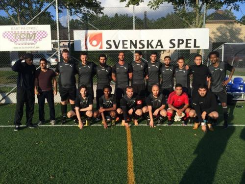 Fotbollsföreningen Peshmerga FC