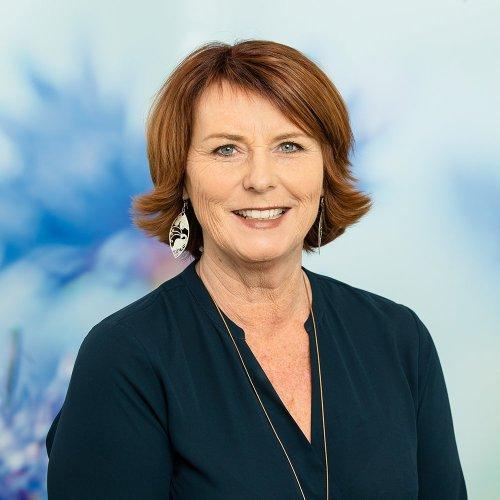 Gunilla Grudevall-Steen, kommunalråd för Liberalerna i Nacka