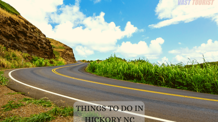 THINGS TO DO IN HICKORY NC