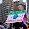 Ilmastonmuutos lapsi mielenosoitus tiede