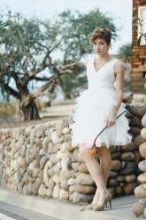 LITTLE WHITE DRESS 248