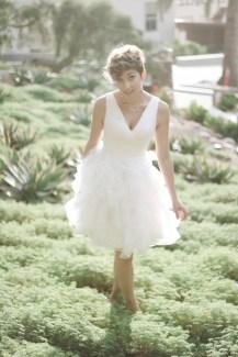 LITTLE WHITE DRESS 302