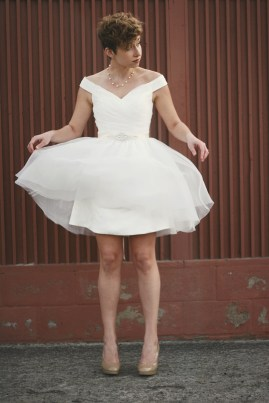 LITTLE WHITE DRESS 352