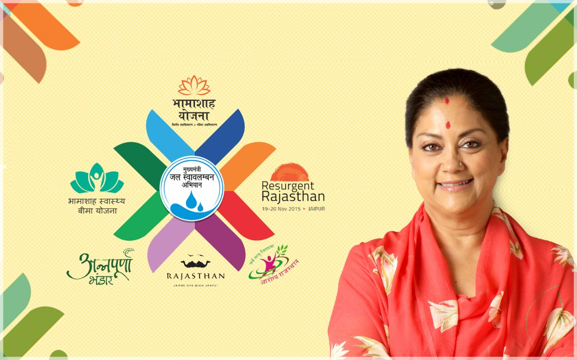 rajasthan government schemes