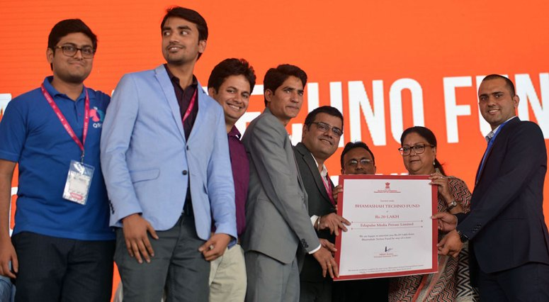 rajasthan-it-day-awards-chief-minister-vasundhara-raje-CMP_6295