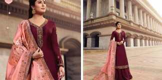 Fiona Wholesale Collection Kritika Jacquard Dupatta 22781-22787 Salwar Suit