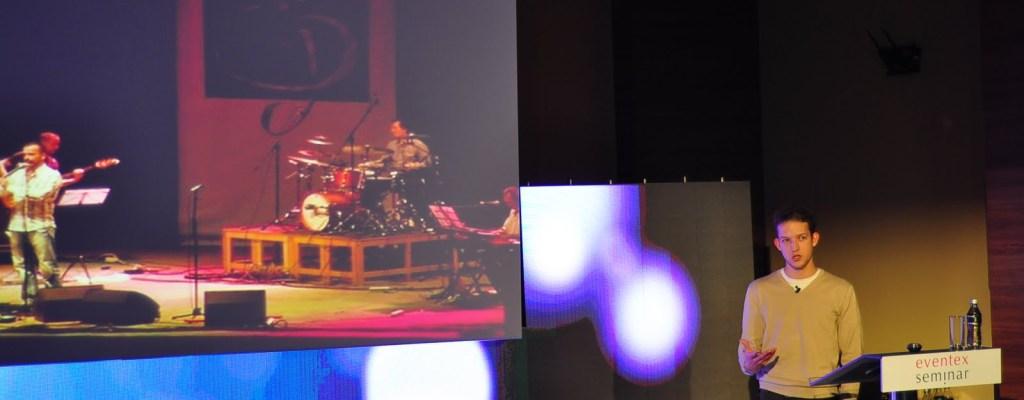 Eventex 2011: Културни събития и социални медии